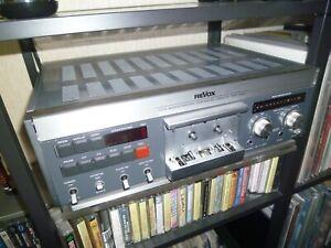 REVOX B 710 chassis splendid - tape deck registratore cassette