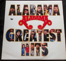 ALABAMA Greatest Hits LP