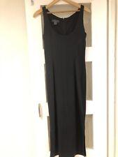 CCDK Classic Smart Long 'Little Black Dress' Size 10 Uk Seller Party