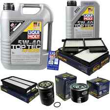 Inspektionskit Filter Liqui Moly Oil 6L 5W-40 For Toyota Avensis Verso _ M2_