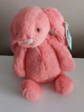 Jellycat Bashful Coral Bunny Small NEW