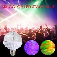 Disco Ball LED Strobe Bulb Stage Light Dance Lamp Party Bar Festival Decoration