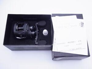 Abu Garcia Ambassadeur Revo MGX-L 7.1:1 Gear Left Baitcasting Reel EX W/Box