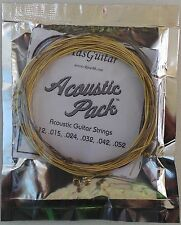 New Acoustic Guitar Steel Strings Premium Quality guitar strings
