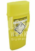 SHARPS BIN 0.6L NEEDLE WASTE BOX INSULIN SYRINGE DISPOSAL MEDICAL TATTOO BLADE