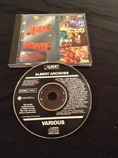 ALBERT ARCHIVES CD STEVIE WRIGHT AC/DC ROCKIN IN THE PARLOUR T.M.G. TED MULRY