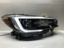 2018 2019 Subaru Legacy Outback Right RH Full LED Headlight OEM