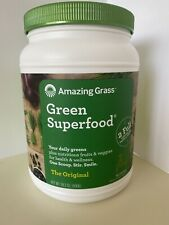 Amazing Grass Green Superfood The Orginal 28.2oz 100 Servings EXP 05/21