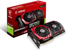 MSI GeForce GTX 1070 GAMING X 8G 8192MB GDDR5 PCI-Express GraphicsCard UK SELLER
