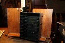 Vintage 4 Track Cassette Tape Add N Stack Holds 8 Tapes