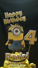 Minions Cake Topper Birthday party supply - ps