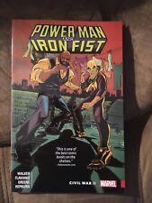 Powerman and Ironfist vol 2