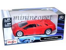MAISTO 31903 LAMBORGHINI DIABLO 1/24 DIECAST MODEL CAR RED
