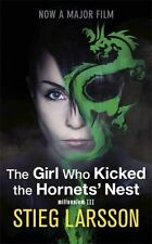 The Girl Who Kicked the Hornets Nest. Film Tie-In