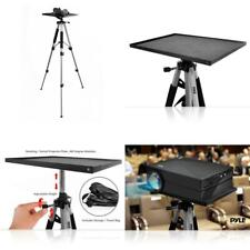 Pyle Video Projector Mount Stand, Adjustable Height 20.5in-59in, Rotating.