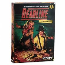Deadline Board Game - Brand New!