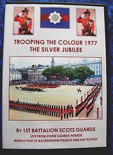1977 TROOPING THE COLOUR - 1ST BATTALION SCOTS GUARDS DVD
