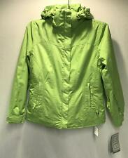 Nils Audrina Women's Winter Snow Ski Jacket Apple Green Size 10 NEW