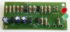 Basic In Circuit Transistor Tester NPN / PNP 2 x LED [ Unassembled kit ]