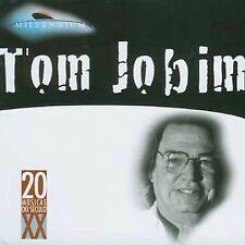 Millennium: Tom Jobim by Antônio Carlos Jobim (CD, Dec-2003, Universal Distri...