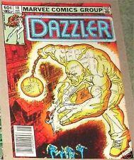 DAZZLER 18 MARVEL SUPERHERO 1981 SERIES NM NEWSSTAND VARIANT 1st VOLUME VOL V 1