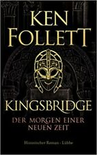 Kingsbridge von Ken Follett (Gebunden, 2020)