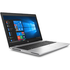 "HP ProBook 640 G4 14"" FHD IPS I7-8550u 256gb SSD 8gb Usb-c Win 10 HDMI Laptop"