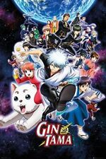 GIN TAMA - CHARACTER COLLAGE POSTER 24x36 - 34233