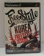 PS2 PLAYSTATION 2 *PROMOTIONAL freestyle session Korea Nike  Paran Battle