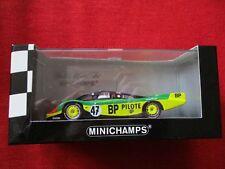 MINICHAMPS® 430 836547 1:43 Porsche 956L 24h Le Mans 1983 NEU OVP