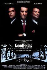 Goodfellas poster 11x17 - Robert Deniro