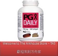 120 S PGX Daily Ultra Matrix Softgels 750 mg - Natural Factors