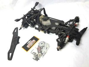 AUTO MODELLO A SCOPPIO RC ON ROAD SPM M4 RACING 1/8 4WD COMPETIZIONE + MANUALE