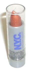 N.Y.C. NEW YORK COLOR Moisturizing Lipstick 311A Factory Seal DISCONTINUED
