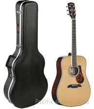 Alvarez MD60EBG All Solid Wood Acoustic/Electric With SKB Hard Case