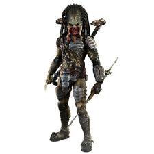 "ALIEN VS PREDATOR Wolf Predator Heavy Weaponry 1/6 Action Figure 12"" Hot Toys"
