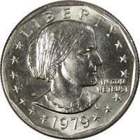 1979 D Susan B Anthony Dollar BU Uncirculated Mint State SBA $1 US Coin