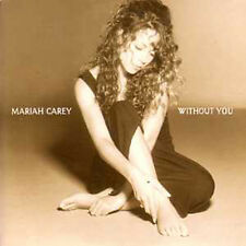 CD single Mariah CAREY Without you 2 tracks card sleeve