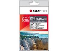 Agfa Photo inkjet paper 10x15 cm A6 / 20 blatt  sheet 180g Glossy Paper
