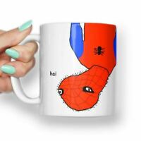 SPODERMAN MEME MUG