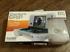 Comfort Grip for Nintendo DSi DreamGear Soft Silicone White