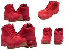 SIZE 12C NIKE AIR MAX GOADOME (PS) BOOTS / SNEAKERS RED BOY GIRL 311568 602