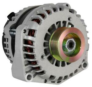 NEW ALTERNATOR FITS GMC C K R V PICKUP 6.2 07-09 DSL 15200268 15263858 8400078