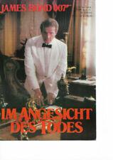 James Bond Film-Fanartikel