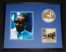 P Diddy Puff Daddy Signed Framed 16x20 No Way Out CD & Photo Display AW