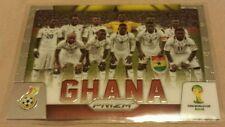 2014 Panini World Cup Prizm - Ghana Team Photo card #16