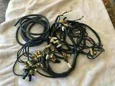 M38 M38A1 M37 M715 M35 M151 Wires And Connectors Also 8 Gauge Wire N O S