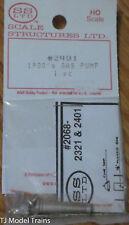 SS Ltd. HO #2401 1930s Gas Pump