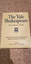 The Yale Shakespeare : The Complete Works by William Shakespeare (1993,...