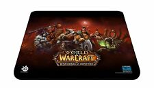 SteelSeriesQcK Gaming Mouse Pad - Warlords of Draenor Edition